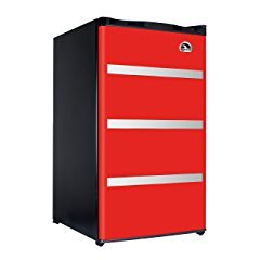 Igloo FR329-Red Garage Fridge Tool Box