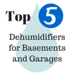 Dehumidifiers for Basements