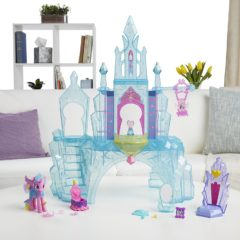 My Little Pony Explore Equestria Crystal Empire Castle Review