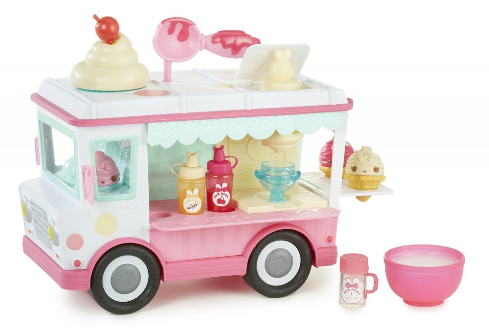 Num Noms Lipgloss Truck Review