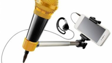 SELFIE MIC Music Set review