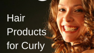 Hair Products for Curly Hair