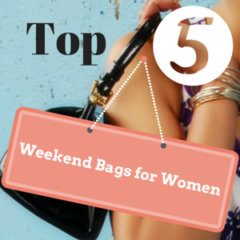 Weekend Bags for Women