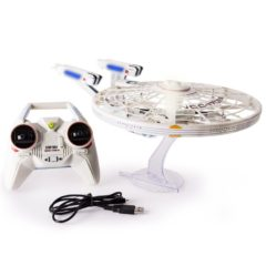 Air Hogs Star Trek U.S.S Enterprise Drone Review