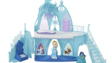 Disney Frozen Little Kingdom Elsas Frozen Castle