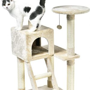 Extra Large Cat Tree with platforms and scratching post